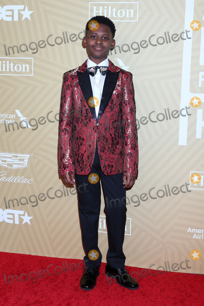 Evan Alex Photo - LOS ANGELES - FEB 23  Evan Alex at the American Black Film Festival Honors Awards at the Beverly Hilton Hotel on February 23 2020 in Beverly Hills CA