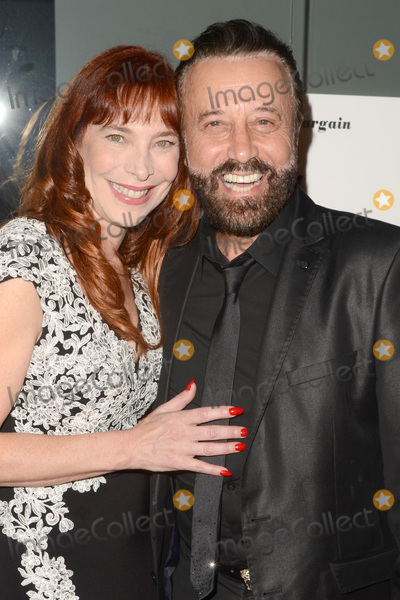Yakov Smirnoff Photo - LOS ANGELES - JAN 27  Nicole Brandon Yakov Smirnoff at the The Comedian Los Angeles Premiere at Pacific Design Center on January 27 2017 in West Hollywood CA