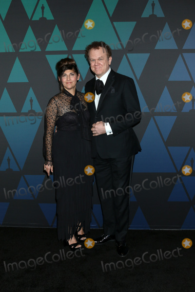 John C Reilly Photo - LOS ANGELES - NOV 18  Alison Dickey John C Reilly at the 10th Annual Governors Awards at the Ray Dolby Ballroom on November 18 2018 in Los Angeles CA