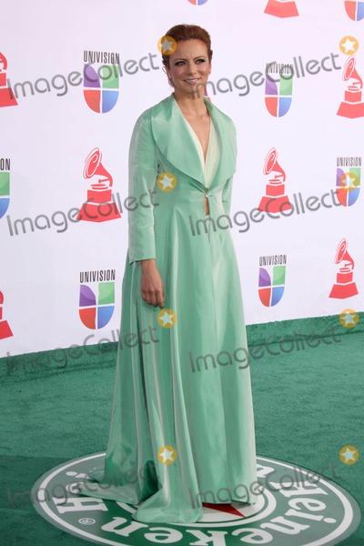 Silvia Navarro Photo - LOS ANGELES - NOV 10  Silvia Navarro arrives at the 12th Annual Latin GRAMMY Awards at Mandalay Bay on November 10 2011 in Las Vegas NV