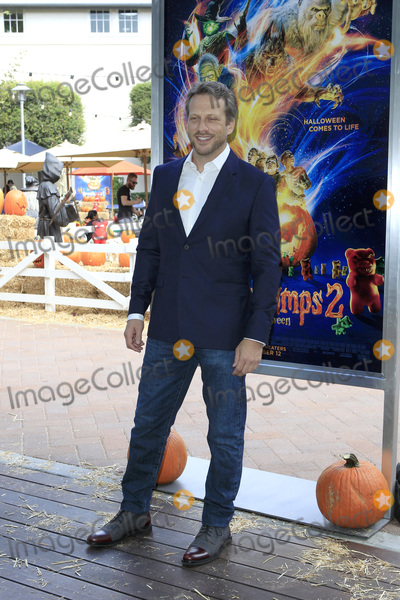 Ari Sandel Photo - LOS ANGELES - OCT 7  Ari Sandel at the Goosebumps 2 Haunted Halloween Special Screening  at the Sony Pictures Studios on October 7 2018 in Culver City CA