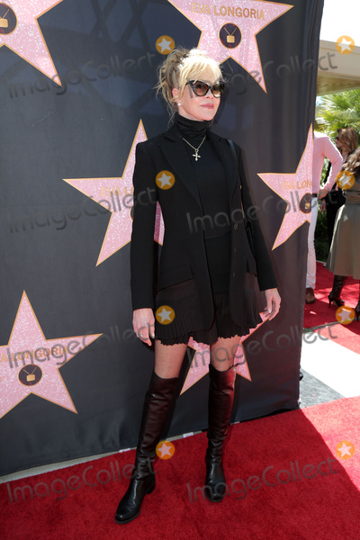 Melanie Griffith Photo - LOS ANGELES - APR 16  Melanie Griffith at the Eva Longoria Star On The Hollywood Walk Of Fame Post Luncheon at Private Residence on April 16 2018 in Beverly Hills CA