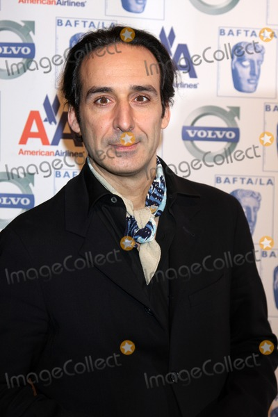 Alexandre Desplat Photo - Alexandre Desplat arrives at the 15th Annual BAFTALAs Awards Season Tea Party at the Beverly Hills Hotel in Beverly Hills CA on January 10 2009