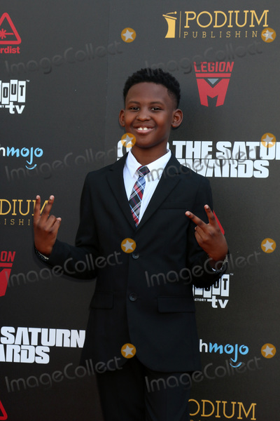 Evan Alex Photo - LOS ANGELES - SEP 13  Evan Alex at the 2019 Saturn Awards at the Avalon Hollywood on September 13 2019 in Los Angeles CA