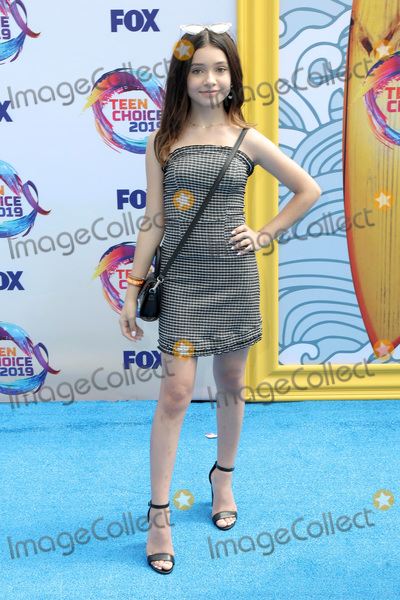 Sophie Michelle Photo - LOS ANGELES - AUG 11  Sophie Michelle at the Teen Choice Awards 2019 at Hermosa Beach on August 11 2019 in Hermosa Beach CA