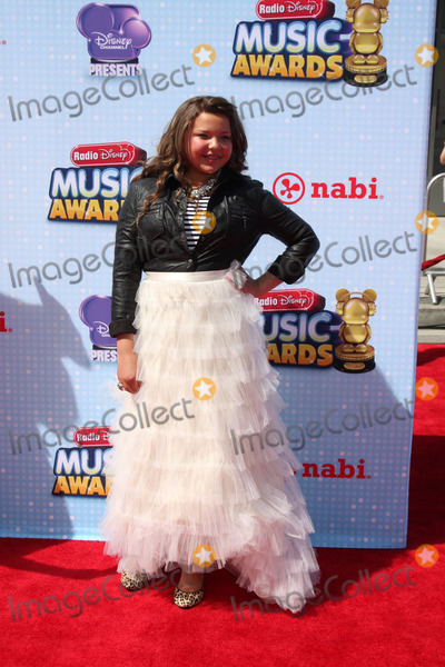 Aaliyah Rose Photo - LOS ANGELES - APR 26  Aaliyah Rose at the 2014 Radio Disney Music Awards at Nokia Theater on April 26 2014 in Los Angeles CA