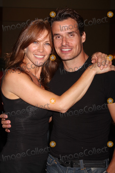 Antonio Sabato Jr Photo - LOS ANGELES - AUG 4  Stacy Haiduk Antonio Sabato Jr appearing at the Hollywood Show at Burbank Marriott Convention Center on August 4 2012 in Burbank CA