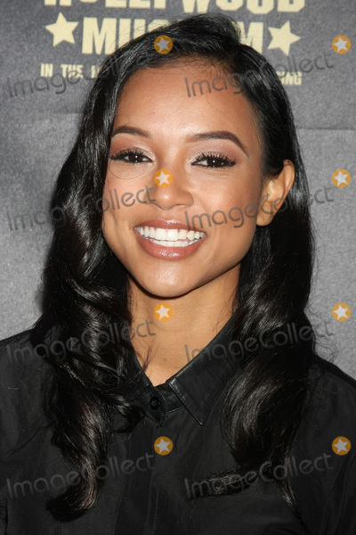 Karrueche Tran Photo - LOS ANGELES - FEB 21  Karrueche Tran at the  2015 Daytime EMMY Awards Kick-off Party at the Hollywood Museum on April 21 2015 in Hollywood CA