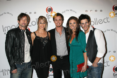 Jay K Photo - Jay K Johnson Kristen Renton Darin Brooks Nadia Bjorlin and Bradnon Beemer arriving at the Pre-Emmy Nominee Party hosted by Darin Brooks benefiting Tag the World at Area Club in Los Angeles CAJune 13 2008