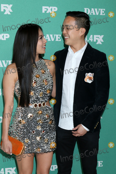 Alan Yang Photo - LOS ANGELES - FEB 27  Christine Ko Alan Yang at the Dave Premiere Screening from FXX at the DGA Theater on February 27 2020 in Los Angeles CA