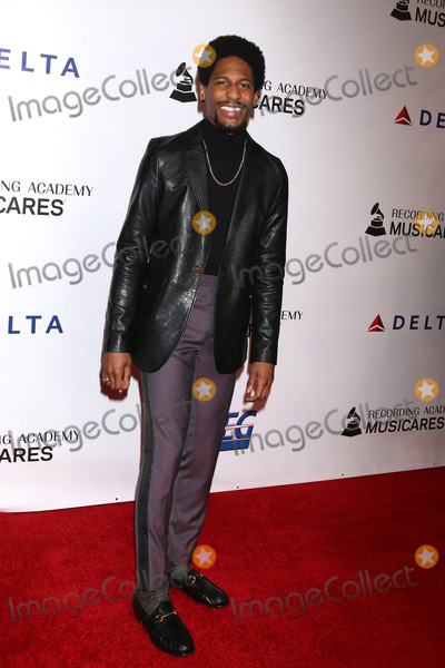 Jon Batiste Photo - LOS ANGELES - FEB 8  Jon Batiste at the MusiCares Person of the Year Gala at the LA Convention Center on February 8 2019 in Los Angeles CA