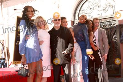 NeNe Leakes Photo - LOS ANGELES - DEC 4  Dominique Jackson Judith Light Ryan Murphy Indya Moore NeNe Leakes Angela Bassett Peter Krause at the Ryan Murphy Star Ceremony on the Hollywood Walk of Fame on December 4 2018 in Los Angeles CA