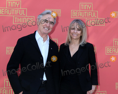 Robyn Photo - LOS ANGELES - APR 14  David Steinberg Robyn Todd at the Tiny Beautiful Things Opening Night at the Pasadena Playhouse on April 14 2019 in Pasadena CA