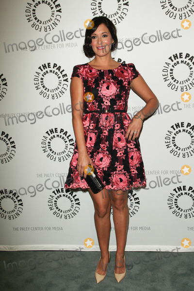 Angelique Cabral Photo - LOS ANGELES - JAN 7  Angelique Cabral at the FOXs Enlisted Premiere at The Paley Center For Media on January 7 2014 in Beverly Hills CA