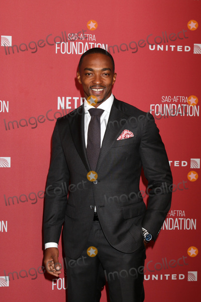 Anthony Mackie Photo - LOS ANGELES - NOV 9  Anthony Mackie at the SAG-AFTRA Foundations Patron of the Artists Awards 2017 at Wallis Annenberg Center for the Performing Arts on November 9 2017 in Beverly Hills CA