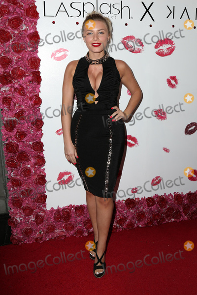 Grace Valerie Photo - LOS ANGELES - AUG 21  Grace Valerie at the Karina Collection with LA Splash Cosmetics Launch at the Sofitel Los Angeles on August 21 2017 in Beverly Hills CA