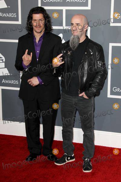 Anthrax Photo - LOS ANGELES - FEB 10  Anthrax arrives at the 55th Annual Grammy Awards at the Staples Center on February 10 2013 in Los Angeles CA