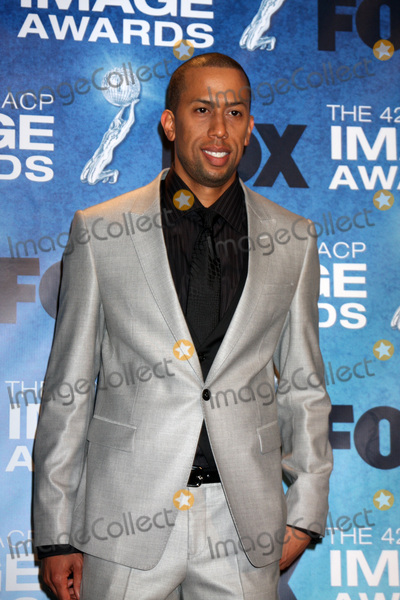 Affion Crockett Photo - LOS ANGELES -  4 Affion Crockett in the Press Room of the 42nd NAACP Image Awards at Shrine Auditorium on March 4 2011 in Los Angeles CA