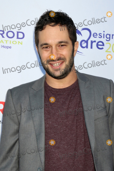 Aaron Wolf Photo - LOS ANGELES - JUL 16  Aaron Wolf at the HollyRod Presents 18th Annual DesignCare at the Sugar Ray Leonards Estate on July 16 2016 in Pacific Palisades CA
