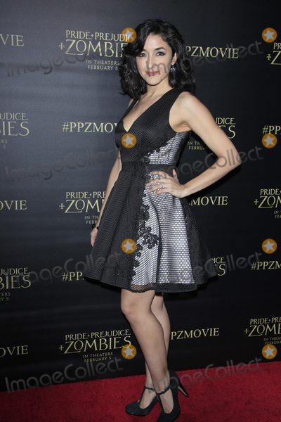 Yvette Yates Photo - LOS ANGELES - JAN 21  Yvette Yates at the Pride And Prejudice And Zombies Premiere at the Harmony Gold Theatre on January 21 2016 in Los Angeles CA