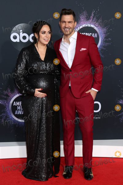 Andy Grammer Photo - LOS ANGELES - NOV 24  Aijia Lise Andy Grammer at the 47th American Music Awards - Arrivals at Microsoft Theater on November 24 2019 in Los Angeles CA
