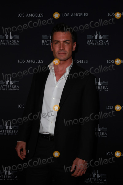 Aiden Turner Photo - LOS ANGELES - NOV 6  Aiden Turner at the Battersea Power Station Global Launch Party at the The London on November 6 2014 in West Hollywood CA