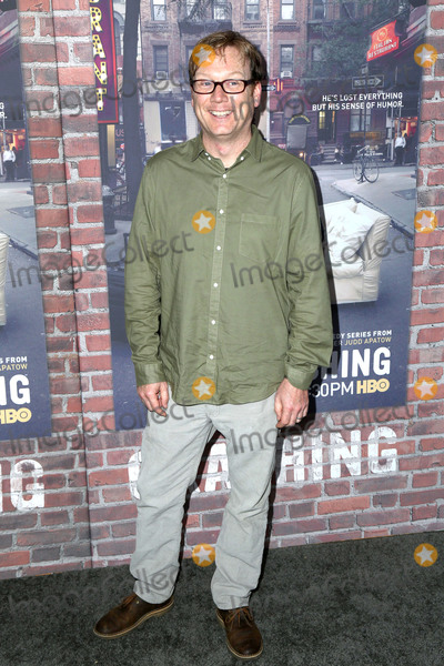 Andy Daly Photo - LOS ANGELES - FEB 15  Andy Daly at the Crashing HBO Premiere Screening at the Avalon Hollywood on February 15 2017 in Los Angeles CA