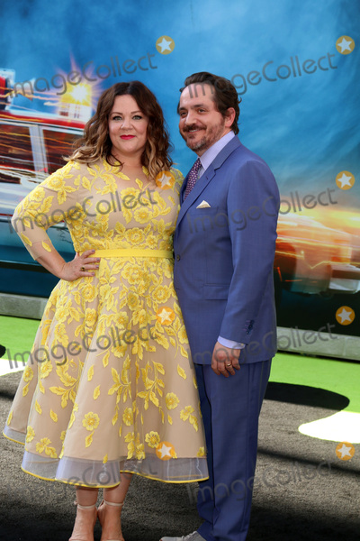 Ben Falcone Photo - LOS ANGELES - JUL 9  Melissa McCarthy Ben Falcone at the Ghostbusters Premiere at the TCL Chinese Theater IMAX on July 9 2016 in Los Angeles CA