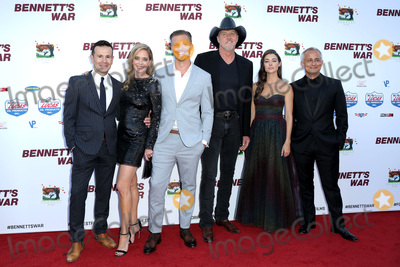 Allison Paige Photo - LOS ANGELES - AUG 13  Alex Ranarivelo Christina Moore Michael Roark Trace Adkins Allison Paige Ali Afshar Hunter Clowdus at the Bennetts War Los Angeles Premiere at the Warner Brothers Studios on August 13 2019 in Burbank CA