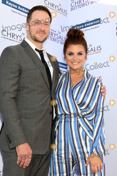 Brady Smith Photo - LOS ANGELES - JUN 2  Brady Smith Tiffani Thiessen at the 17th Annual Chrysalis Butterfly Ball at Private Residence on June 2 2018 in Los Angeles CA