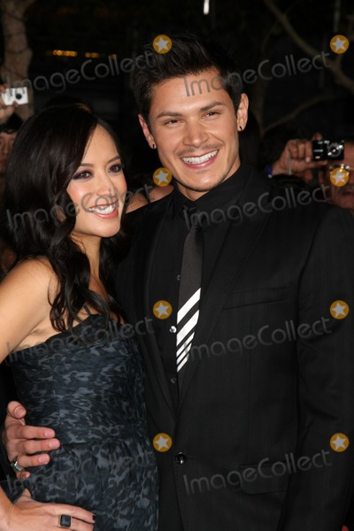 Alex Meraz Photo - LOS ANGELES - NOV 14  Alex Meraz arrives at the Twilight Breaking Dawn Part 1 World Premiere at Nokia Theater at LA LIve on November 14 2011 in Los Angeles CA