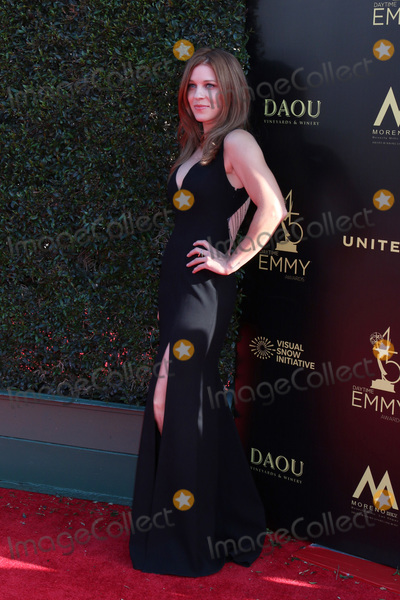 Alicia Leigh Willis Photo - LOS ANGELES - APR 27  Alicia Leigh Willis at the 2018 Daytime Emmy Awards - Creative at Pasadena Civic Auditorium on April 27 2018 in Pasadena CA