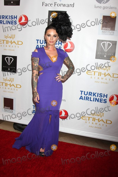 Christy Mack Photo - LOS ANGELES - SEP 13  Christy Mack at the 5th Annual Face Forward Gala at Biltmore Hotel on September 13 2014 in Los Angeles CA