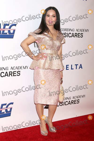 Ha Phuong Photo - LOS ANGELES - FEB 8  Ha Phuong at the MusiCares Person of the Year Gala at the LA Convention Center on February 8 2019 in Los Angeles CA