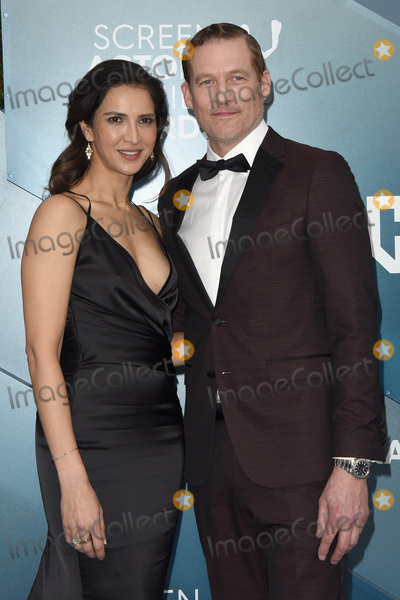 James Tupper Photo - LOS ANGELES - JAN 19  Shireen Jiwan James Tupper at the 26th Screen Actors Guild Awards at the Shrine Auditorium on January 19 2020 in Los Angeles CA