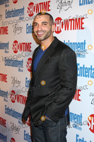 Haaz Sleiman Photo - Haaz Sleiman arriving at the The L Word Final Season Premiere at Cafe LaBoheme in West Hollywood CA  onMarch 3 2009