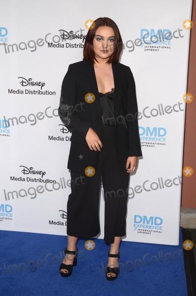 Ariela Barer Photo - LOS ANGELES - MAY 20  Ariela Barer at the Disney ABC International Upfront at the Walt Disney Studios on May 20 2018 in Burbank CA