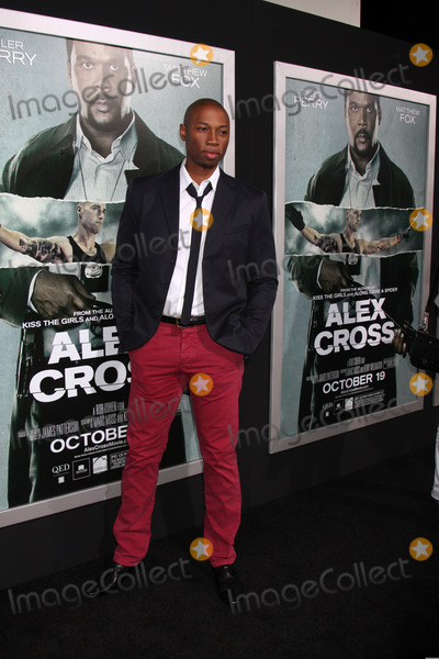 Robbie Jones Photo - LOS ANGELES - OCT 15  Robbie Jones arrives at the Alex Cross Premiere at ArcLight Cinemas Cinerama Dome on October 15 2012 in Los Angeles CA