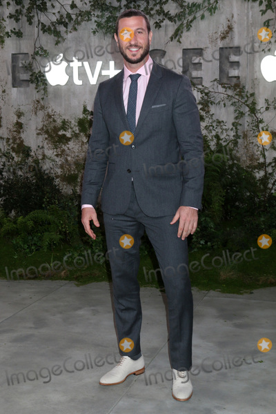 Pablo Schreiber Photo - LOS ANGELES - OCT 21  Pablo Schreiber at the Apple TVs See Premiere Screening at the Village Theater on October 21 2019 in Westwood CA