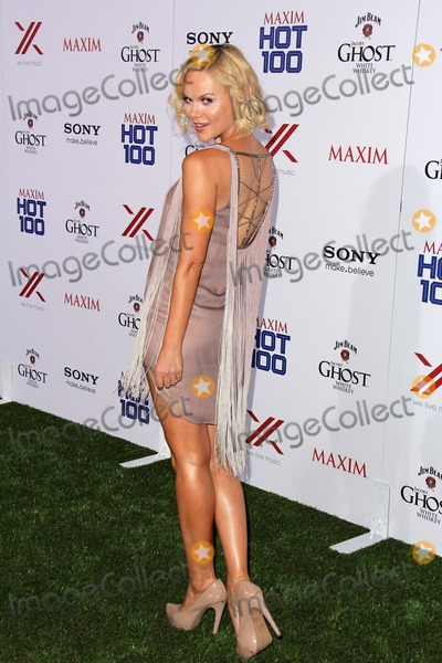Anya Monzikova Photo - LOS ANGELES - MAY 15  Anya Monzikova arrives at the 2013 Maxim Hot 100 Party at the Vanguard on May 15 2013 in Los Angeles CA