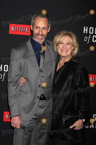Jayne Atkinson Photo - LOS ANGELES - FEB 13  Michel Gill Jayne Atkinson at the House of Cards Season 2 Special Screening at Directors Guild of America on February 13 2014 in Los Angeles CA