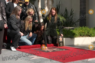 Roy Orbison Photo - Barbara Orbison (2nd R) wife of late singer Roy Orbison and his sons Wesley (L) Alex (2nd L) and Roy Orbison Jr (R)Hollywood Walk of Fame Star Ceremony for Roy Orbison Capitol Records buildingLos Angeles CAJanuary 29 2010