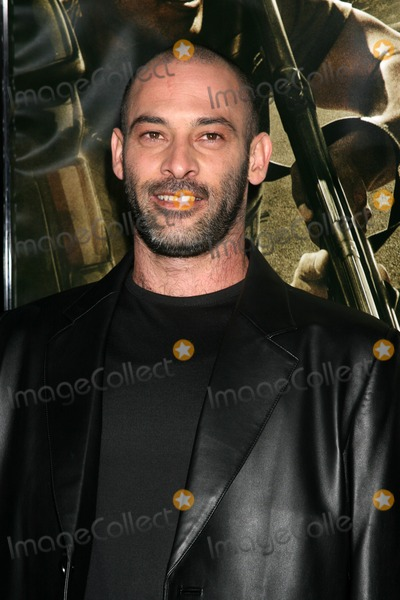 Ashraf Barhom Photo - Ashraf BarhomThe Kingdom World PremiereManns Village TheaterWestwood  CASeptember 17 2007