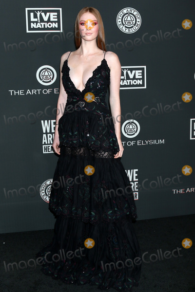 Larsen Thompson Photo - LOS ANGELES - JAN 4  Larsen Thompson at the Art of Elysium Gala - Arrivals at the Hollywood Palladium on January 4 2020 in Los Angeles CA