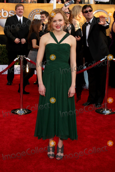 Alison Pill Photo - Alison Pill  arriving at the Screen Actors Guild Awards at the Shrine Auditorium in Los Angeles CA on January 25 2009