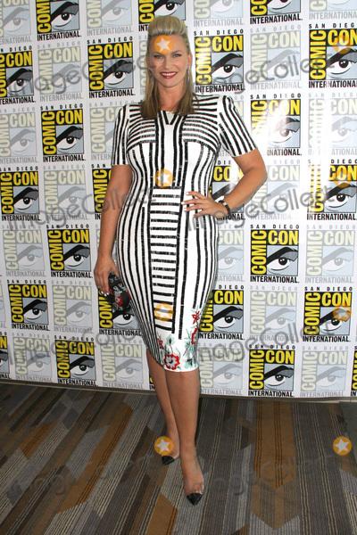 Natasha Henstridge Photo - SAN DIEGO - July 20  Natasha Henstridge at the Comic-Con Day One at the Comic-Con International on July 20 2017 in San Diego CA