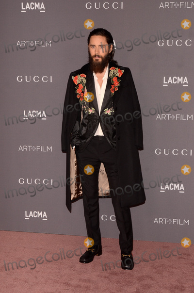 Jared Leto Photo - LOS ANGELES - NOV 4  Jared Leto at the LACMA Art and Film Gala at the Los Angeles County Musem of Art on November 4 2017 in Los Angeles CA