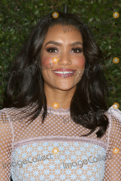 Annie  Ilonzeh Photo - LOS ANGELES - JAN 15  Annie Ilonzeh at the 49th NAACP Image Awards - Arrivals at Pasadena Civic Center on January 15 2018 in Pasadena CA