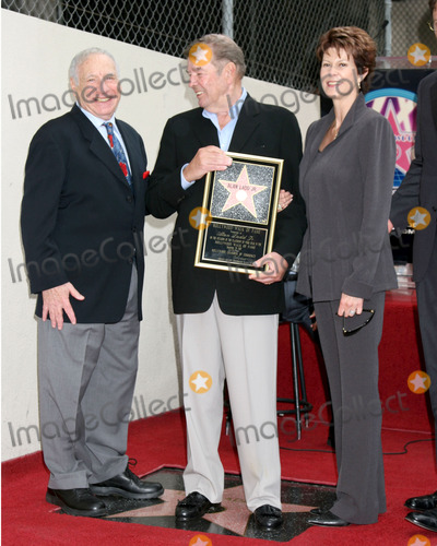 Alan Ladd Photo - Mel Brooks  Alan Ladd Jr  WifeAlan Ladd Jr Hollywood Walk of Fame CeremonyLos Angeles  CASeptember 28 2007