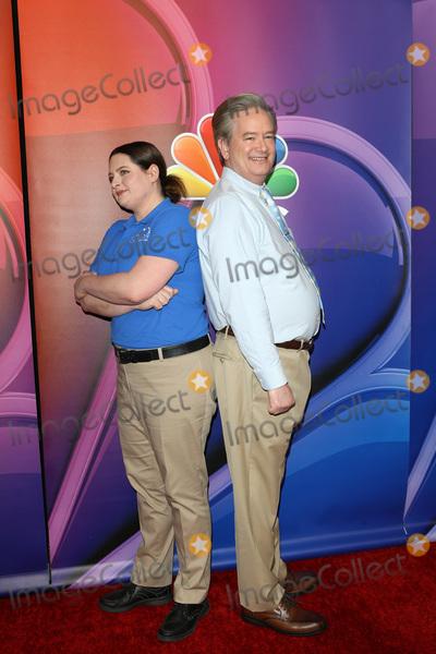 ASH Photo - LOS ANGELES - FEB 20  Lauren Ash Mark McKinney at the NBCs Los Angeles Mid-Season Press Junket at the NBC Universal Lot on February 20 2019 in Universal City CA